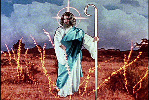 The Divine Miracle (1972, Daina Krumins) John Tyler as Christ
