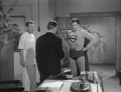 ADVENTURES OF SUPERMAN DOUBLE TROUBLE GEORGE REEVES