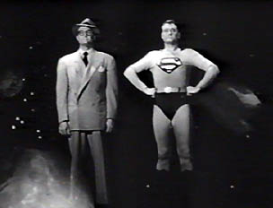 ADVENTURES OF SUPERMAN GEORGE REEVES
