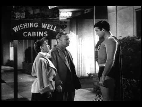 ADVENTURES OF SUPERMAN Night Of Terror GEORGE REEVES