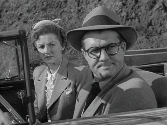 ADVENTURES OF SUPERMAN THE DESERTED VILLAGE PHYLLIS COATES GEORGE REEVES