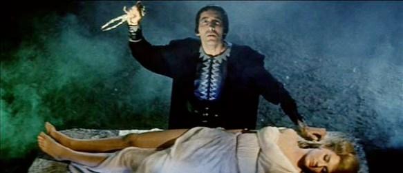 Hercules In The Haunted World (1961 Mario Bava) Christopher Lee