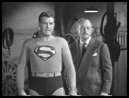 %22A Ghost For Scotland Yard%22 The Adventures Of Superman with George Reeves