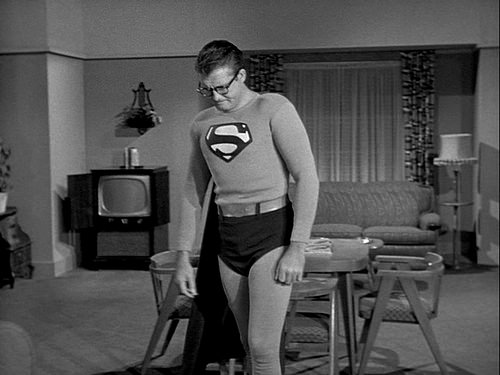 %22Panic In The Sky %22George Reeves