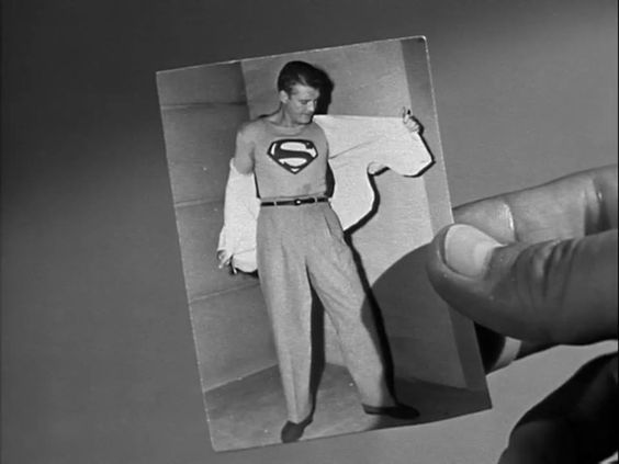 %22Shot in the Dark%22 The Adv of Superman George Reeves
