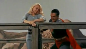 %22Superman's Wife%22 Joi Lansing