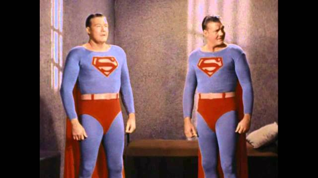 Adventures of Superman Divide And Conquer George Reeves