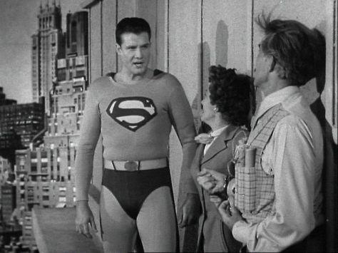 ADVENTURES OF SUPERMAN George Reeves, Phyllis Coates