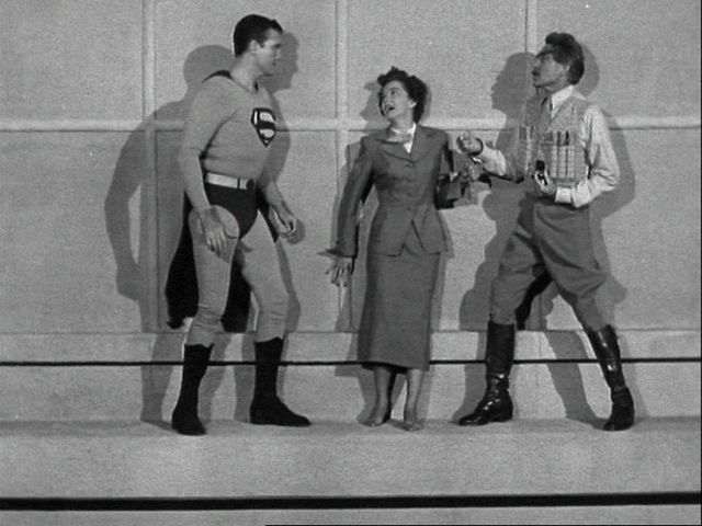 ADVENTURES OF SUPERMAN George Reeves, Phyllis Coates