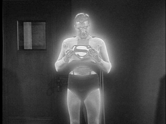 ADVENTURES OF SUPERMAN GEORGE REEVES SUPERMAN IN EXILE