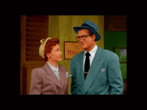 Adventures of Superman Lois and Clark (Phyllis & George)