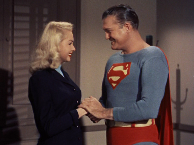 Adventures of Superman Superman's Wife