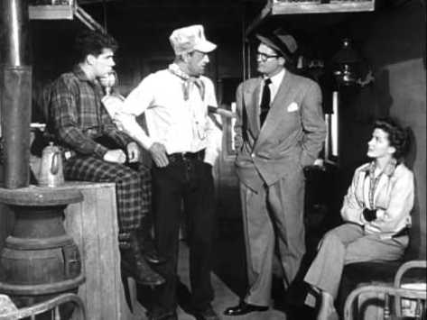 Adventures of Superman The Ghost Wolf Jack Larson, George Reeves, Phyllis Coates