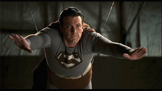 Ben Affleck as George Reeves in %22Hollywoodland%22