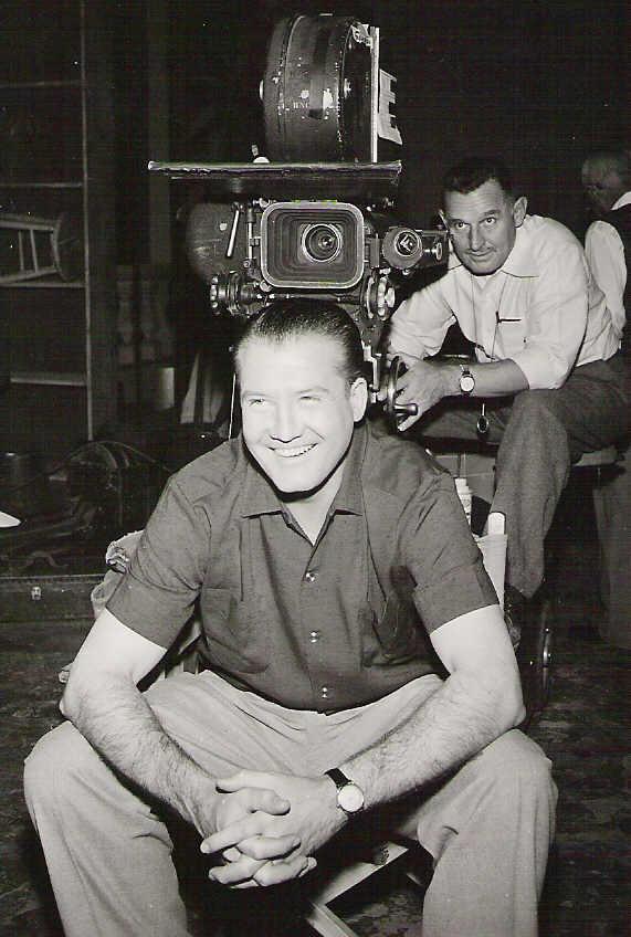 George Reeves directing