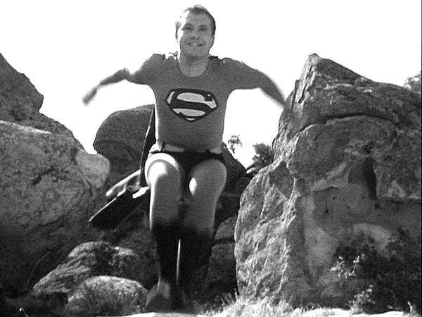 GEORGE REEVES PANIC IN THE SKY