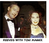 GEORGE REEVES TONI MANNIX