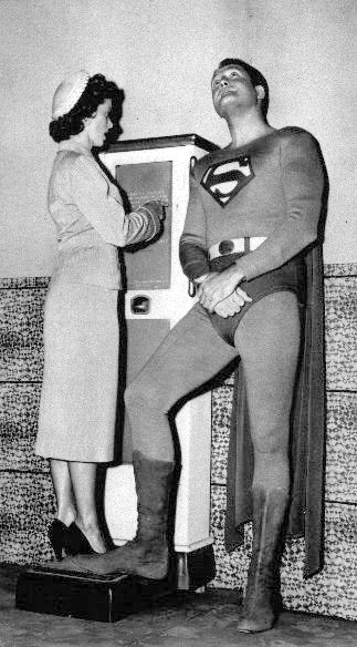 Noel Neill, George Reeves