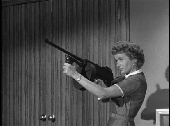 Noel Neill (taking names as Lois Lane)