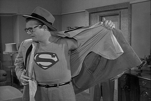 Panic In The Sky George Reeves