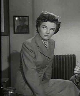Phyllis Coates TV's first Lois Lane