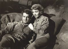 So Proudly We Hail George Reeves Claudette Colbert