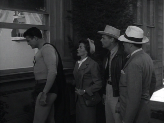 Superman and the Mole Men George Reeves Phyllis Coates