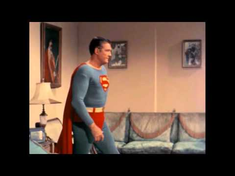 Superman George. Reeves
