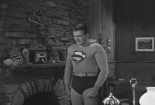 SUPERMAN IN EXILE 1953