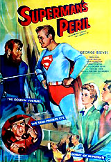 Superman's Peril lobby card (AKA The Golden Vulture)
