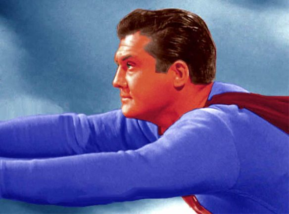 The Adventures of Superman George Reeves