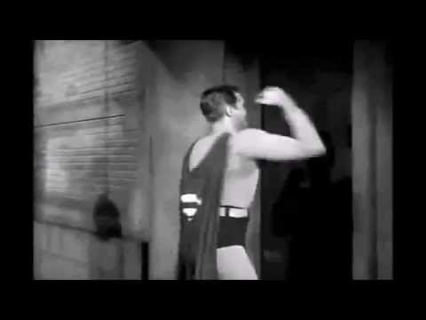 The Adventures Of Superman THE DEFEAT OF SUPERMAN GEORGE REEVES.