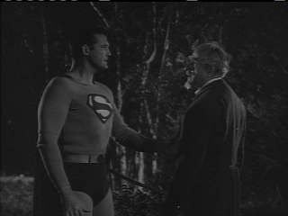 The Adventures of Superman The EVIL THREE Goerge Reeves