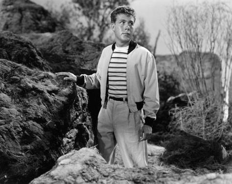 THE HAUNTED LIGHTHOUSE Jack Larson as Jimmy Olson
