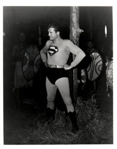 The Jungle Devil 1953 George Reeves