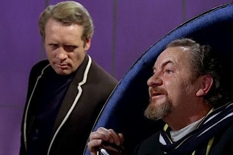 The Prisoner The Chimes Of Big Ben Patrick McGoohan & Leo McKern