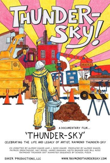 Thunder-sky