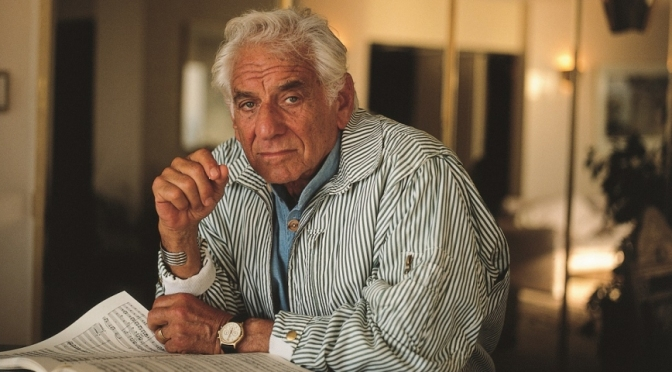 LEONARD BERNSTEIN CENTENARY: A BELATED THANK YOU, LENNY