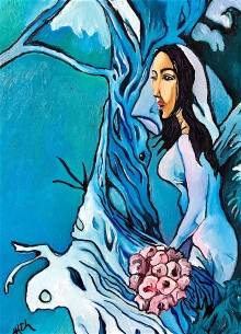 Our Lady of Akita © 2018 Alfred Eaker